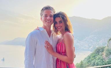 Taylor Hill Is Engaged!
