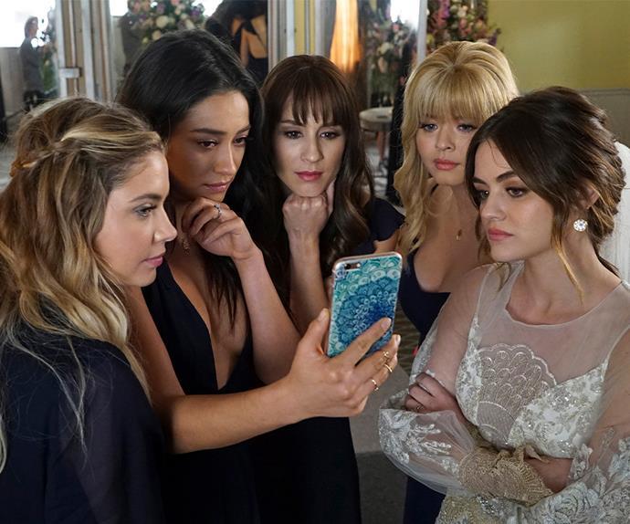 Pretty Litte Liars reboot cast