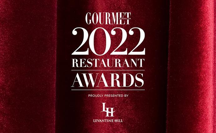 They're back: the Gourmet Traveller Restaurant Awards return in 2021
