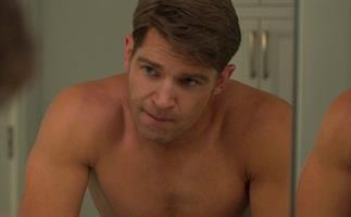 'Sex/Life' Star Mark Vogel Reveals What It Was Really Like Filming *That* Shower Scene
