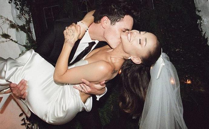 Inside Ariana Grande And Dalton Gomez's Netherlands Honeymoon