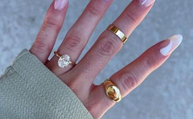Dainty Engagement Rings Are Having A Big Moment Right Now, These Are Our Favourite Designs