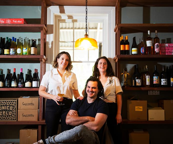"""Coming soon to Perth: a small bar with """"weird wine"""", new-style pub food and an all-woman kitchen team"""