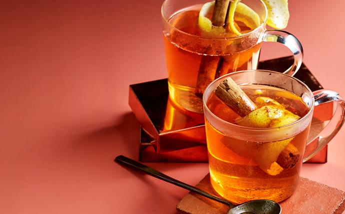 How to make a top Hot Toddy