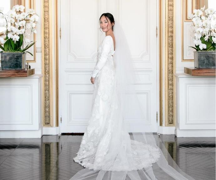 From Sheath To Strapless, We've Fallen In Love With These Australian Influencer Wedding Dresses
