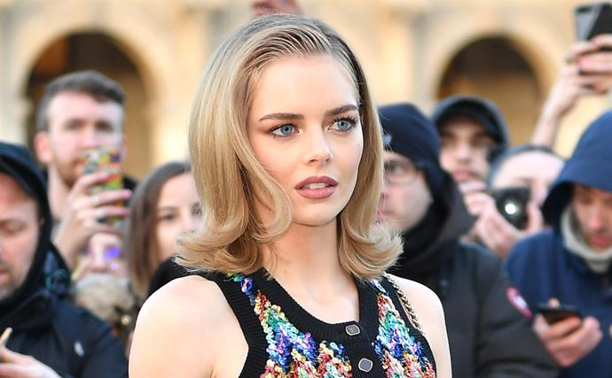 Samara Weaving Went From Blonde To Fiery Red In Her Latest Film, And She Likes It