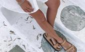 The Best Leather Sandals To Buy Now If You're Dreaming Of Spring