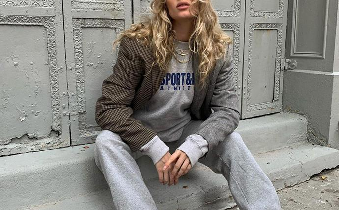 Oversized Sweatpants Are The Chic Yet Comfy Piece Your Wardrobe Will Thank You For