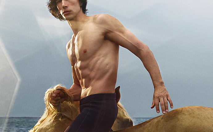 Adam Driver As A Sultry Centaur Has Sent Twitter Into A Tail Spin, So I Guess, We're Horse Girls Now