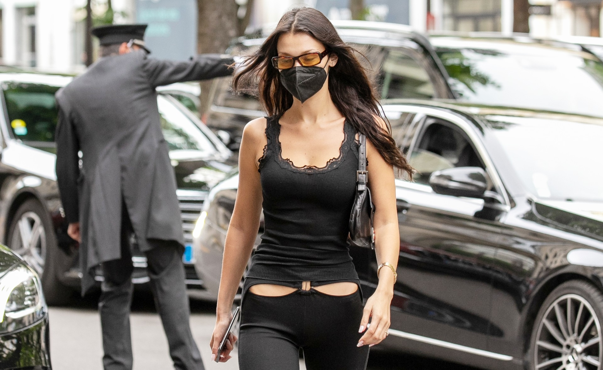 Pelvic Cutouts Are The Latest Trend To Get The Celebrity Seal Of Approval
