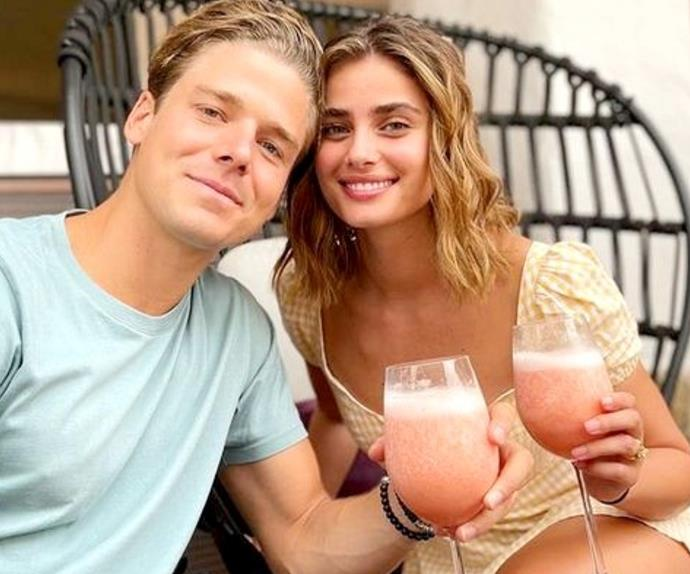 Everything You Need To Know About Taylor Hill's Fiancée, Daniel Fryer