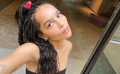 Zoë Kravitz And Channing Tatum Just Fuelled Dating Rumours With A Cute NYC Bike-Riding Jaunt
