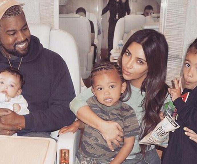 Kim Kardashian & Kanye West Have Set The Rumour Mill Alight After Their Surprise Reunion
