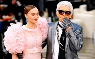 A New Disney Television Drama Series About Karl Lagerfeld Is In The Works