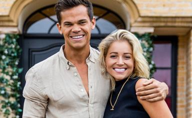 Holly Just Won Jimmy Nicholson's Final Rose On 'The Bachelor' Australia