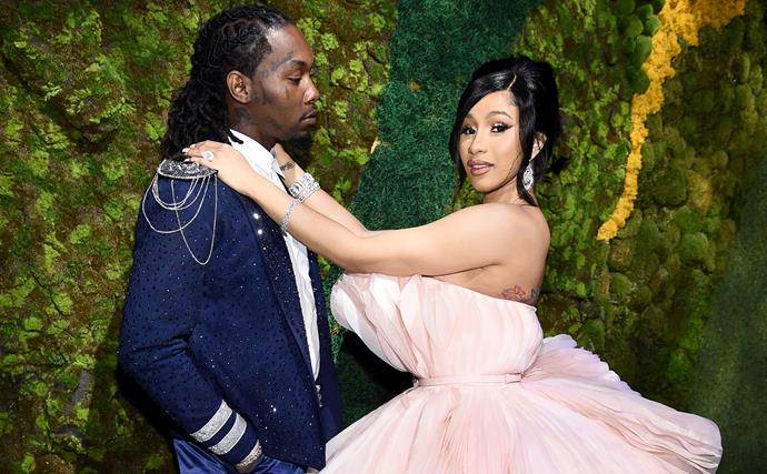 Cardi B Has Welcomed Her Second Baby—So Kulture Is Officially A Big Sis