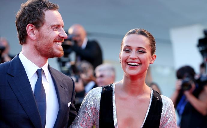 Alicia Vikander And Michael Fassbender Quietly Welcomed Their First Child Months Ago