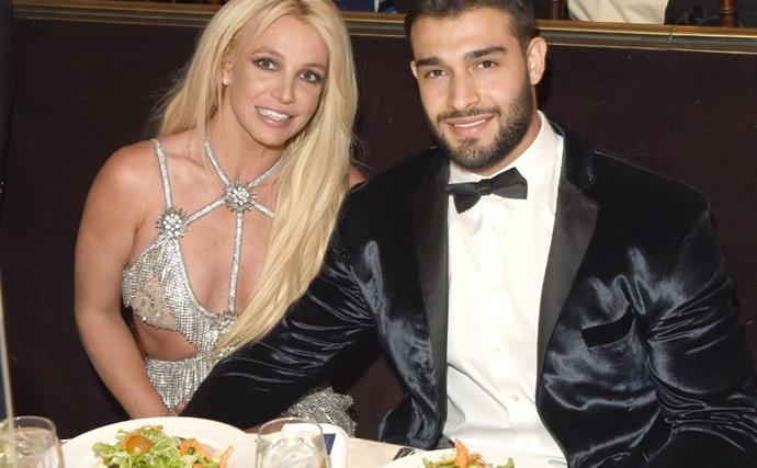 After Nearly 5 Years Of Dating, Britney Spears And Sam Asghari Are Engaged