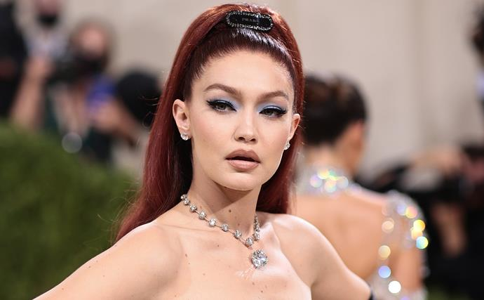 Gigi Hadid Shared A Rare Insight About Being A Mum To Her Daughter Khai At The Met Gala