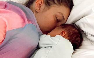 Gigi Hadid's Mum Shared The Sweetest Snaps Of Khai To Celebrate Her First Birthday