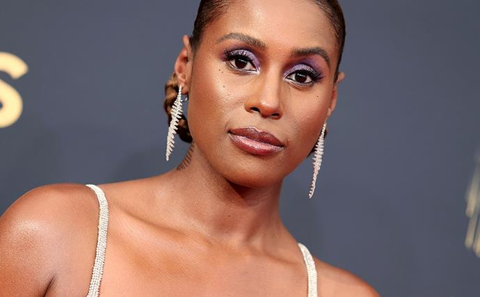 Issa Rae's Gorgeous Lilac Eyeshadow Moment From The 2021 Emmys Only Cost $6, So Yes, We'll Take Two