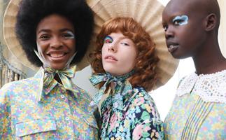 The Biggest Beauty Trends To Come Out Of London Fashion Week Spring/Summer 2022