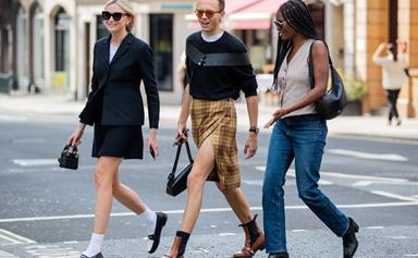 London Calling: The Best Street Style From London Fashion Week 2021