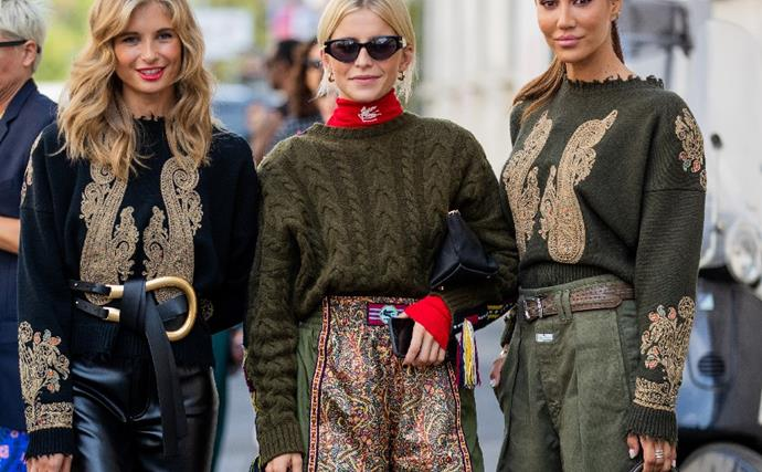 The Best Street Style Moments From Milan Fashion Week