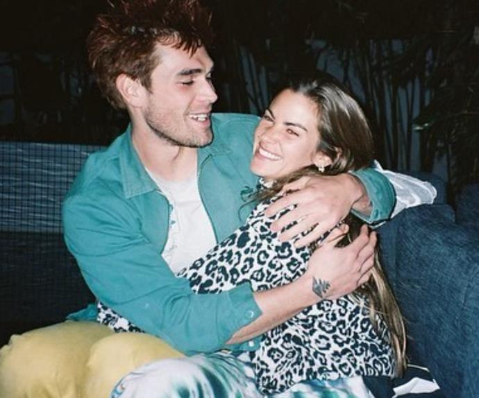 KJ Apa And His Partner Clara Berry Have Welcomed Their First Child Together
