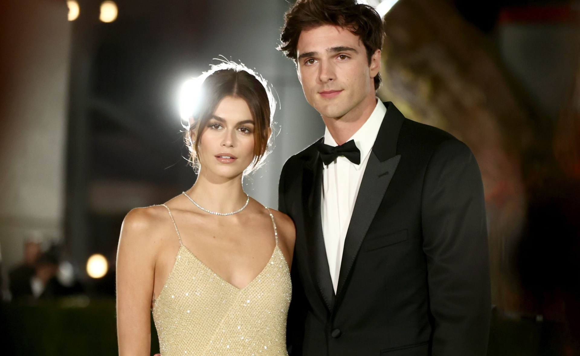 Kaia Gerber & Jacob Elordi Just Made Their Red Carpet Debut With A Heaven-Sent Display