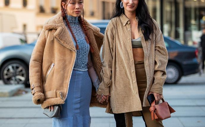 The Best Street Style Spotted At Paris Fashion Week 2021