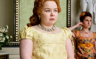 Apparently A *Very* Different Character Was Set To Be Lady Whistledown In The 'Bridgerton' Finale