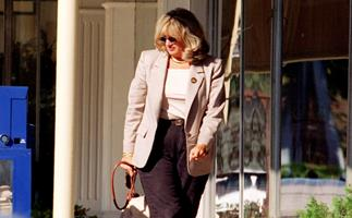 Meet Linda Tripp, The Woman Who Played A Significant Role In Unraveling The Monica Lewinsky & Bill Clinton Affair