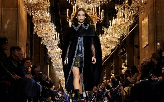 Louis Vuitton's Spring/Summer 2022 Collection Was A Seamless Blend Of Past And Present