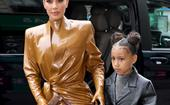 """Turns Out, North West Drags Kim Kardashian's """"Ugly"""" House When They Argue Like The True Queen She Is"""