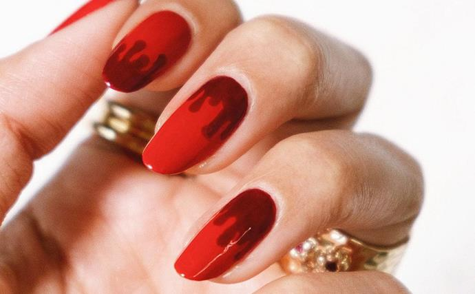 14 Halloween-Themed Manicures For Freaky And Festive Digits Just In Time For The Spooky Season