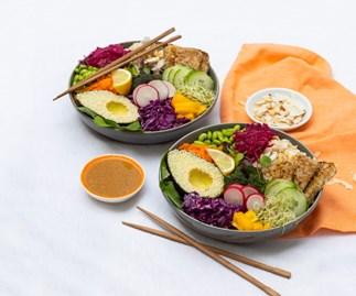 Coconut nourishing bowl