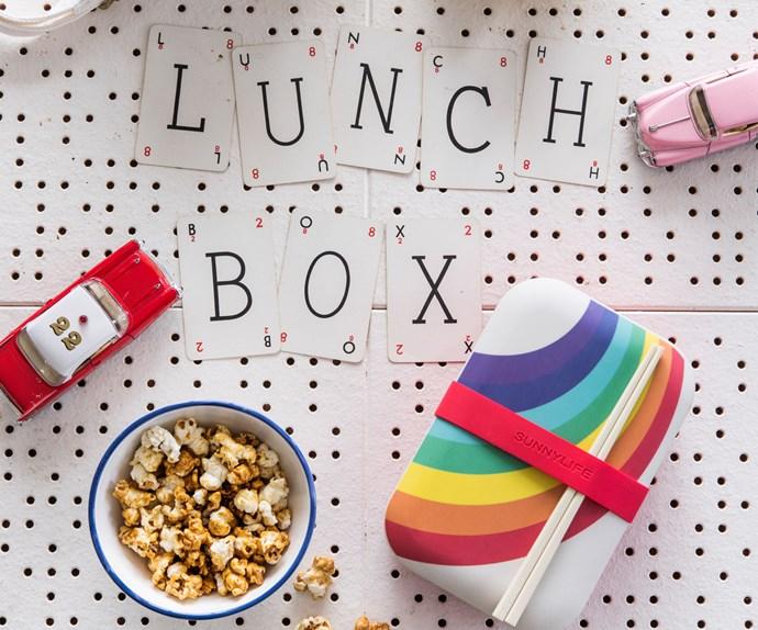 Back-to-school lunch box ideas