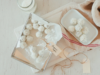 How to make quick and easy gingernut truffles