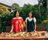 How to make a beautiful grazing platter with Ying Liu & Grace Ng of Platter and Graze