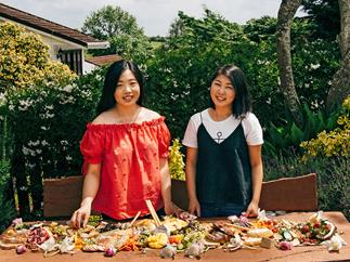 Ying Liu & Grace Ng of Platter and Graze