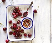 In season with Food magazine: cherries