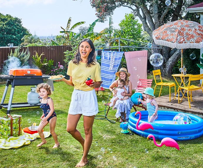 Nadia Lim's best summer barbecue tips and recipes