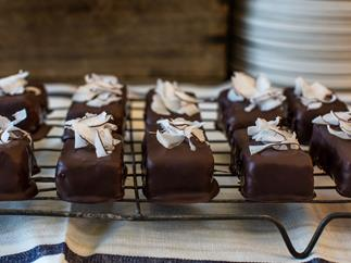 Bespoke Kitchen's pineapple bounty bars