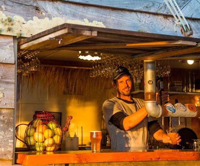 Luke's Kitchen, Kuaotunu