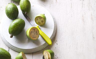 In season with Food Magazine: Feijoa