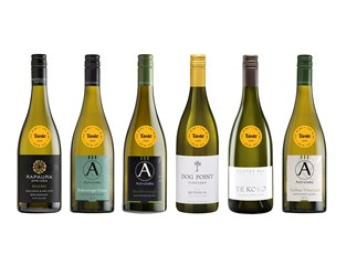The best sauvignon blancs from Taste's Top Wine Awards 2019