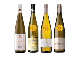 The best rieslings from Taste's Top Wine Awards 2019