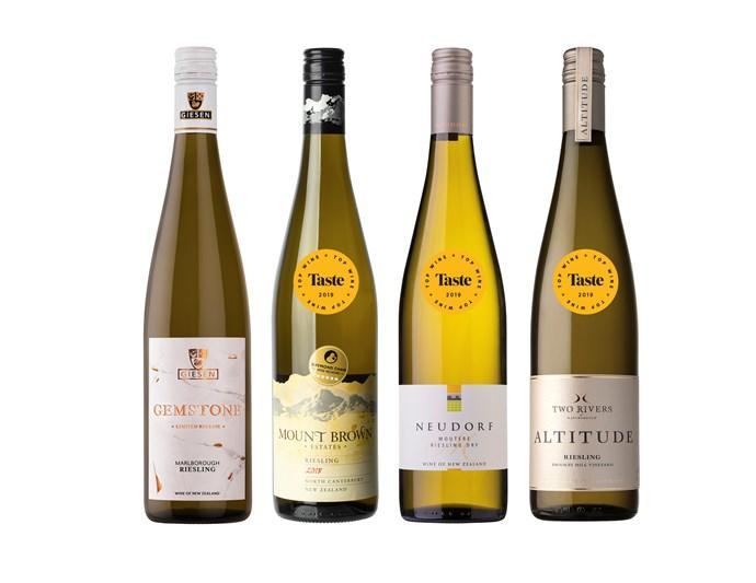 The best rieslings from Taste's Top Wine Awards 2019