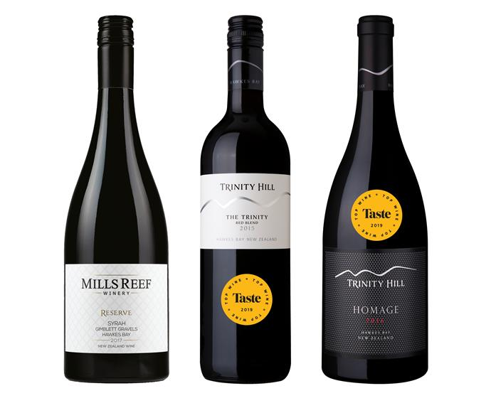 The best red wines from Taste's Top Wine Awards 2019